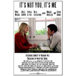 It's Not You, It's Me Poster