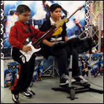 Old Navy Rock Band