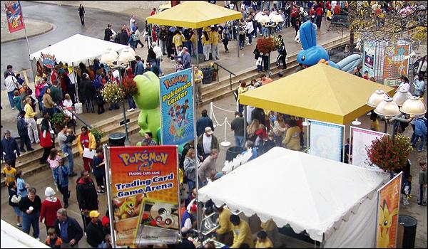 Events: Pokémon Rocks! St. Louis